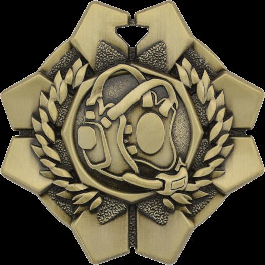 Imperial Medal - Wrestling